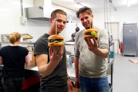 Eerste franchisenemer Burger Business komt uit eigen kweek