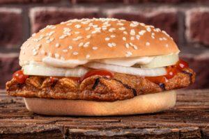 Burger King zegt een betere frikandel speciaal te maken