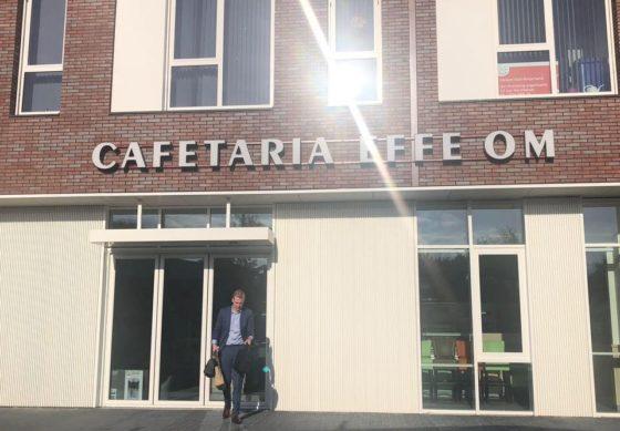 Cafetaria Effe Om heeft nieuwe plek in verzorgingshuis