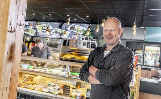 Pascal Hendriks is de derde generatie die het familiebedrijf runt.