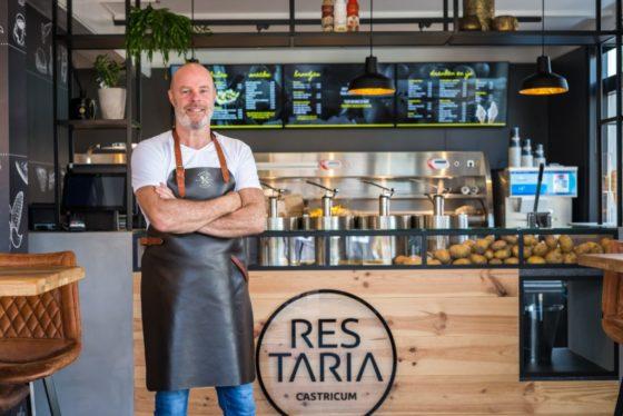 Starter Rob Ouwerkerk, Restaria Castricum: 'Waar ben ik aan begonnen?'