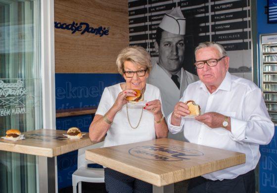 Broodje Jantje blijft overeind in Tilburgse hamburgeroorlog