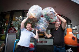 Zo profiteert Kwalitaria de Bikbar van eigen recycleplan