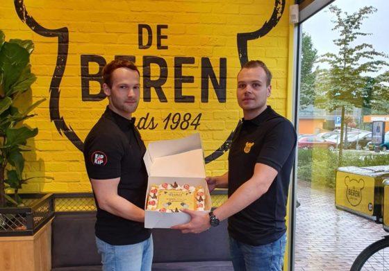 De Beren bezorgrestaurants maakt groeispurt