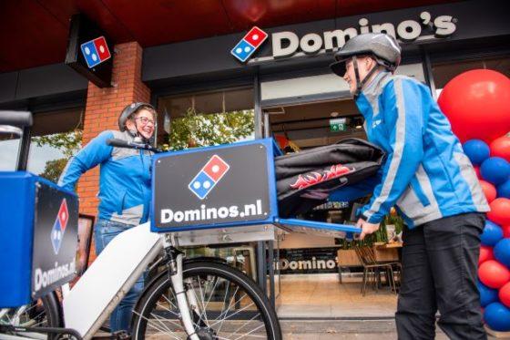 Ouders willen vooral veilig bijbaantje voor kind, Domino's speelt daarop in