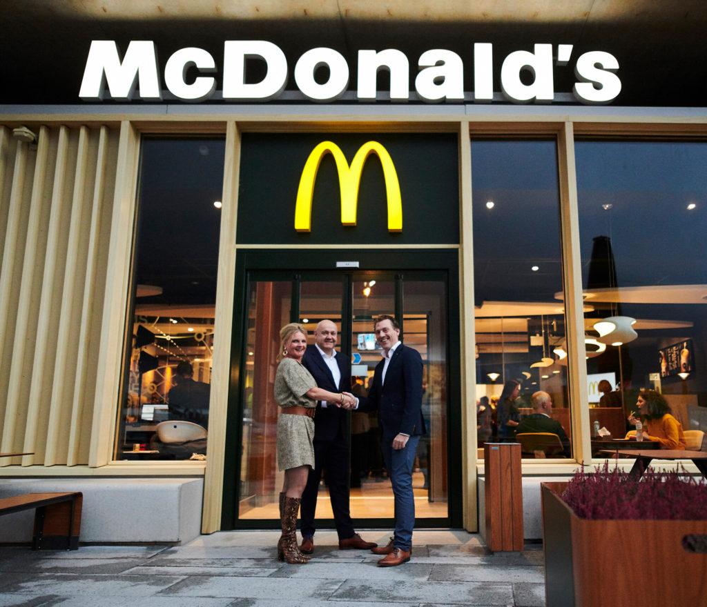 250ste McDonald's