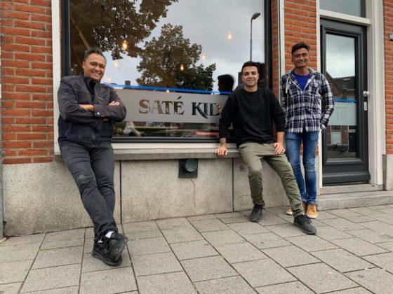 Saté Kid keert na 15 jaar terug in Tilburg