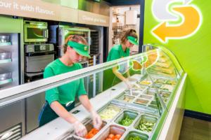 Subway: 'Jonge franchisenemer kiest voor ons'