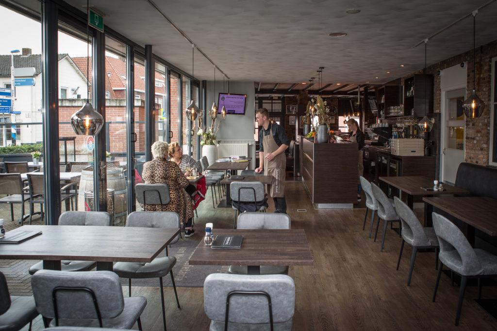 Cafetaria Eethuis Van Holst