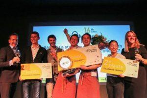 Makers van krekelburger winnen award tijdens BBB Maastricht