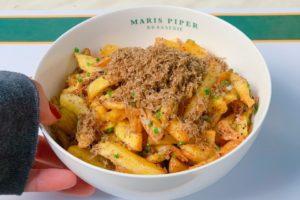 Frietboutique en brasserie Maris Piper lanceren luxe frietje met verse truffel