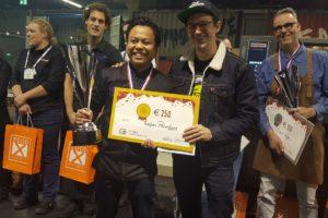 Ferlyan Palimbong probeert voor de derde keer de Lekkerste Wedstrijden te winnen