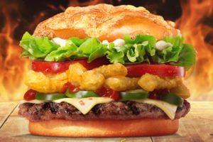 Burger King werkt samen met Comedy Central en lanceert de 'Roast Whopper'