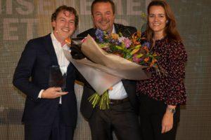 Walther Jacobs McDonald's-franchisenemer van het jaar