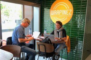 Gezond fastserviceconcept Wrapinez failliet