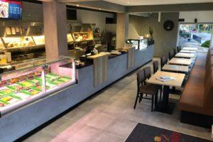 Cafetaria Nieuwoord snoept stukje van café af en presenteert compleet nieuw gezicht